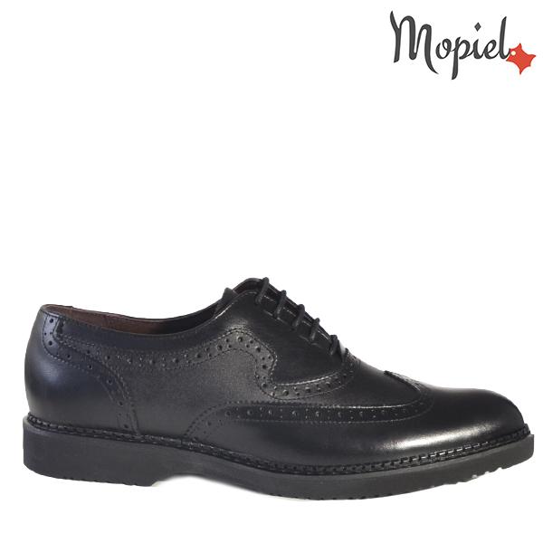 - Pantofi barbati din piele 130201 Edi Negru Aldo - Calitate si confort pentru fiecare pas!