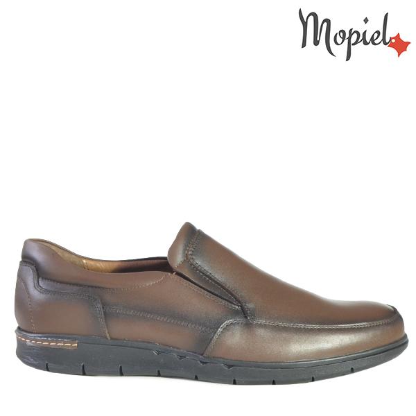 - Pantofi barbati din piele 130202 Alex Maro Antonio - Calitate si confort pentru fiecare pas!