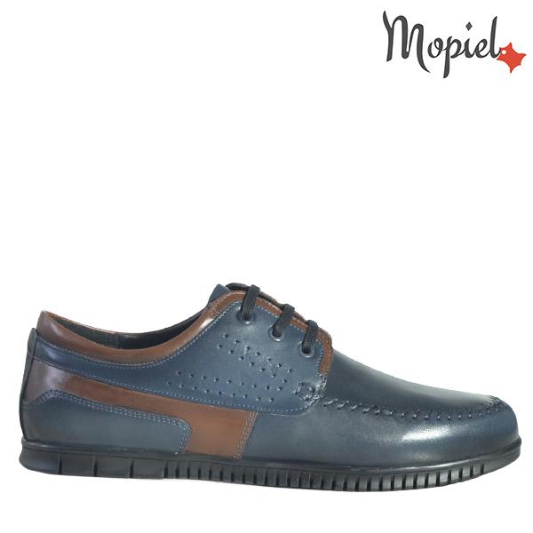 - Pantofi barbati din piele 130401BlueMaroCarmelo - Oferte pentru barbati!