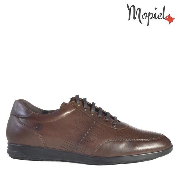 - Pantofi barbati din piele 130402 104 Maro Pietro - Calitate si confort pentru fiecare pas!