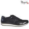 pantofi barbati - Pantofi barbati din piele 130403 129 Negru Giuseppe 100x100 - Pantofi barbati, din piele 140406/128/Negru/Berry