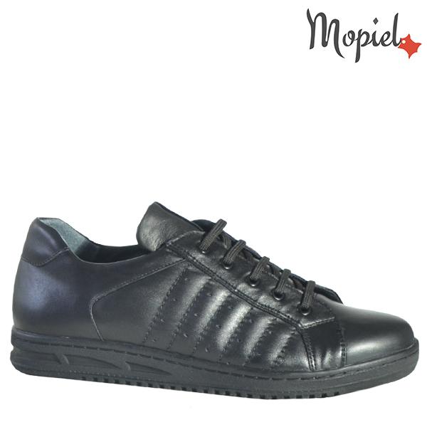 - Pantofi barbati din piele 130405 348 Negru Giorgio - Calitate si confort pentru fiecare pas!