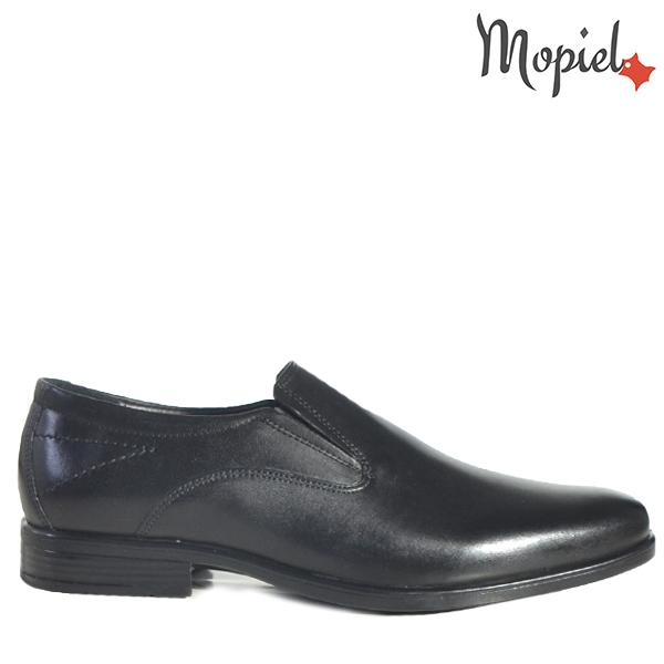 - Pantofi barbati din piele 140101NegruAdri - Inspiratia ta pentru un eveniment reusit!