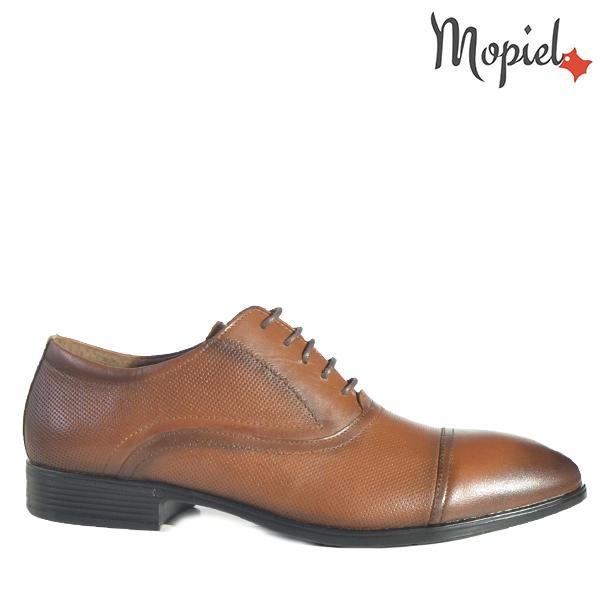 - Pantofi barbati din piele 140101TabacoAcotas - Inspiratia ta pentru un eveniment reusit!