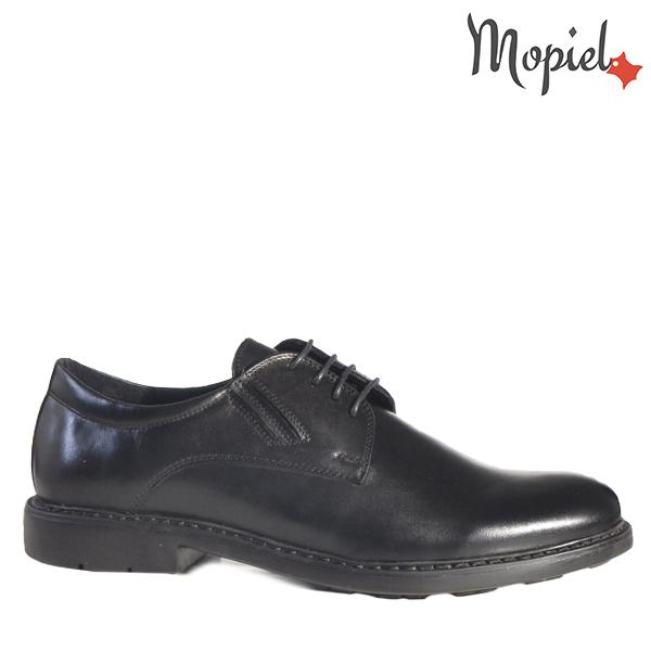 - Pantofi barbati din piele 140406NegruBerry - Calitate si confort pentru fiecare pas!