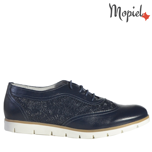 - Pantofi dama din piele naturala 210402BlueAmy - PANTOFI DAMA
