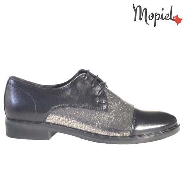 - Pantofi dama din piele naturala 210403NegruDaiana - PANTOFI DAMA