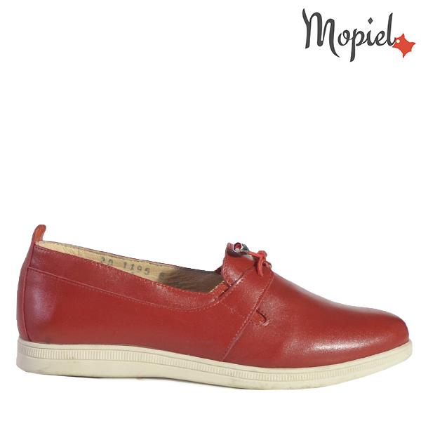 - Pantofi dama din piele naturala 231401 119522RosuBela - COLECTIE NOUA PANTOFI DAMA