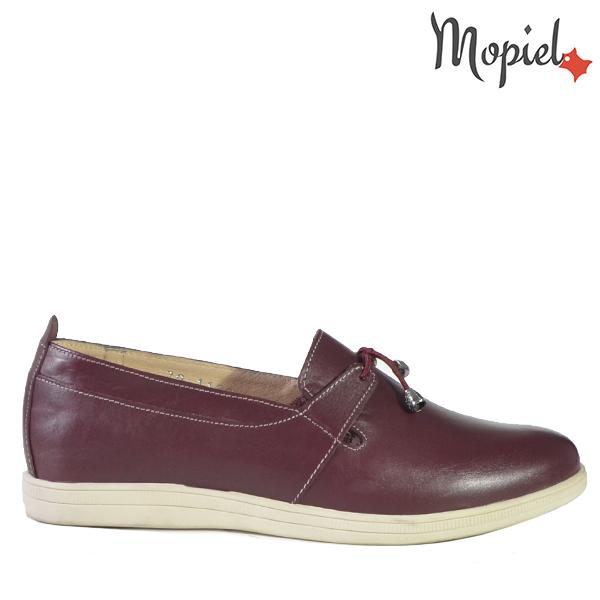 - Pantofi dama din piele naturala 231401 119522VisiniuBela - COLECTIE NOUA PANTOFI DAMA