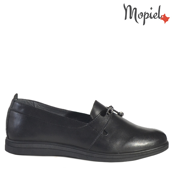 - Pantofi dama din piele naturala 231401119522NegruBela - COLECTIE NOUA PANTOFI DAMA