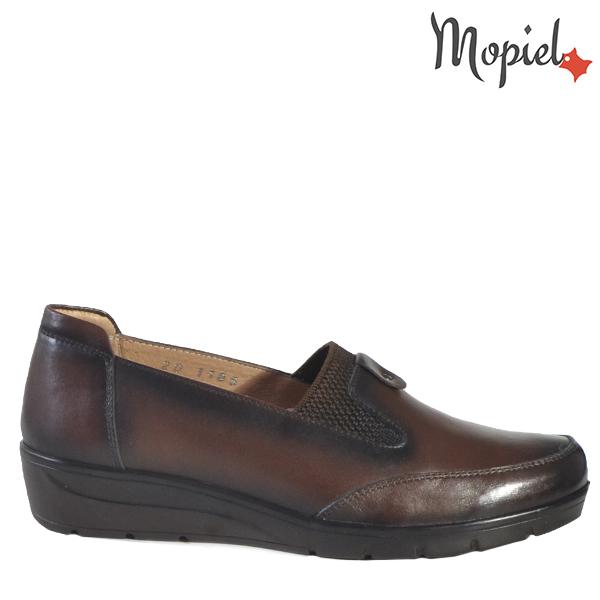 - Pantofi dama din piele naturala 231402118521Maro Luciana - COLECTIE NOUA PANTOFI DAMA