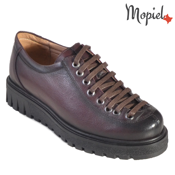 - Pantofi dama din piele naturala 231403117957BordoIsabelab - Mari reduceri de toamna!