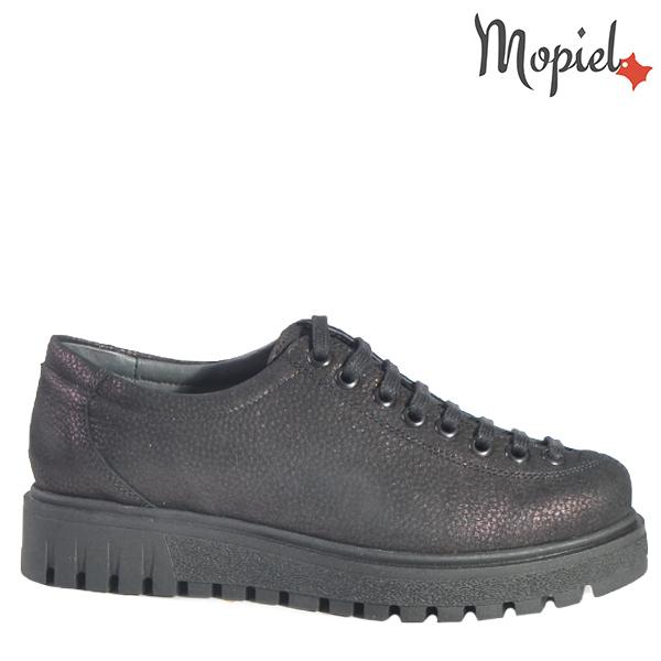 - Pantofi dama din piele naturala 231403117957BordoSidefIsabela - COLECTIE NOUA PANTOFI DAMA