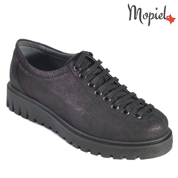 - Pantofi dama din piele naturala 231403117957BordoSidefIsabelak - Mari reduceri de toamna!