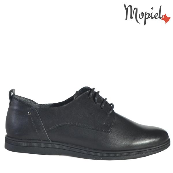 - Pantofi dama din piele naturala 231405119422NegruBeatrice - COLECTIE NOUA PANTOFI DAMA
