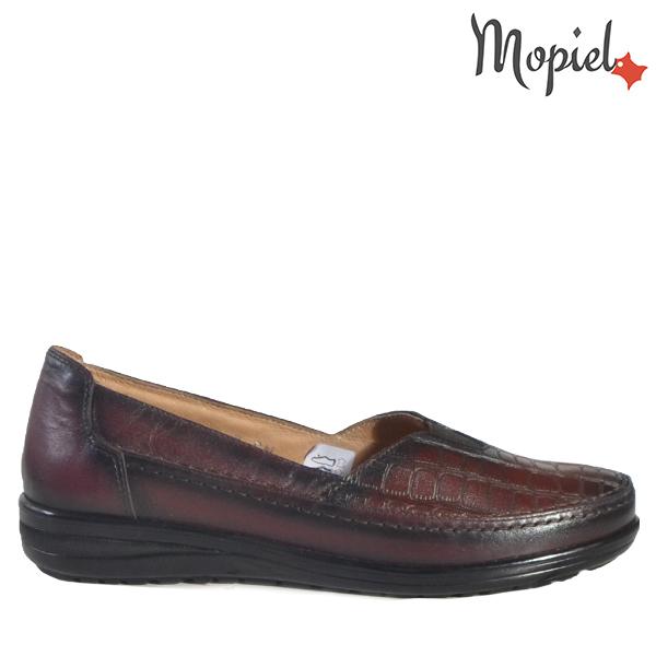 - Pantofi dama din piele naturala 231407118620BordoCarliau - COLECTIE NOUA PANTOFI DAMA