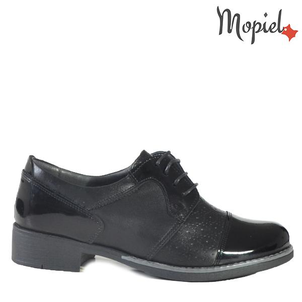 - Pantofi dama din piele naturala 231408 15637Negru Annissa - COLECTIE NOUA PANTOFI DAMA