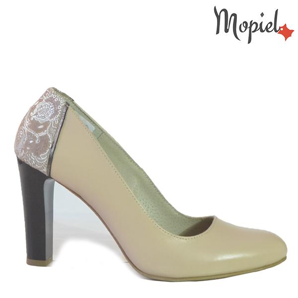 - Pantofi dama din piele naturala 24708 Nude Corsica - Pantofi eleganti la super pret!