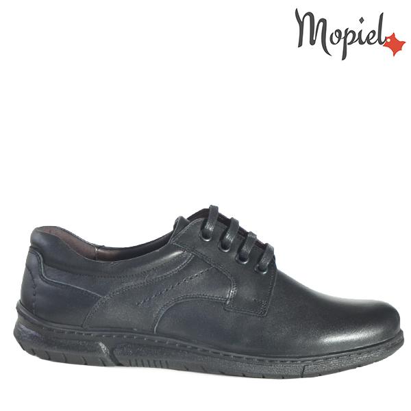 - Pantofi barbati din piele 130207 Paul NegruCorvin - Cele  mai mici preturi!