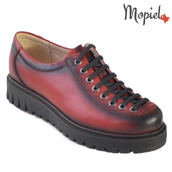incaltaminte dama - Pantofi dama din piele naturala 2314031 17957 Rosu Isabela incaltaminte dama - Incaltaminte dama, colectia de primavara 2020