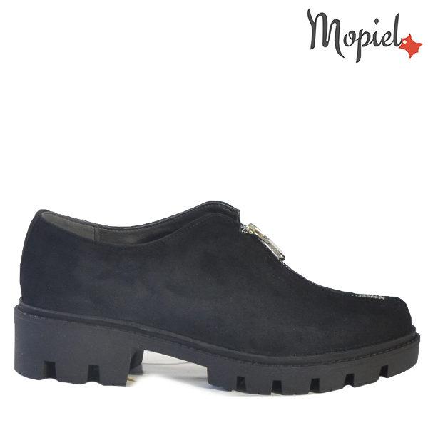 - Pantofi dama din piele naturala 231502 305 Negru Anina 600x600 - COLECTIE NOUA PANTOFI DAMA