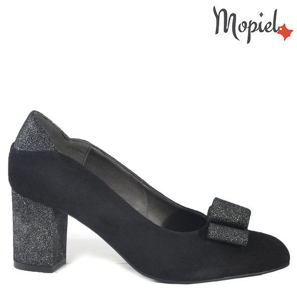 - Pantofi dama din piele naturala 241501 165 Negru Brigita 600x600 - Pantofi eleganti la super pret!