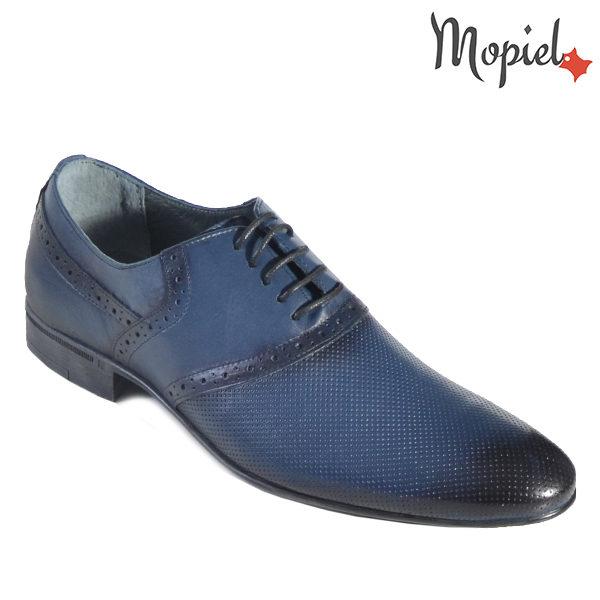 Pantofi barbati, din piele 141001 4084 Blue Alexe incaltaminte barbati