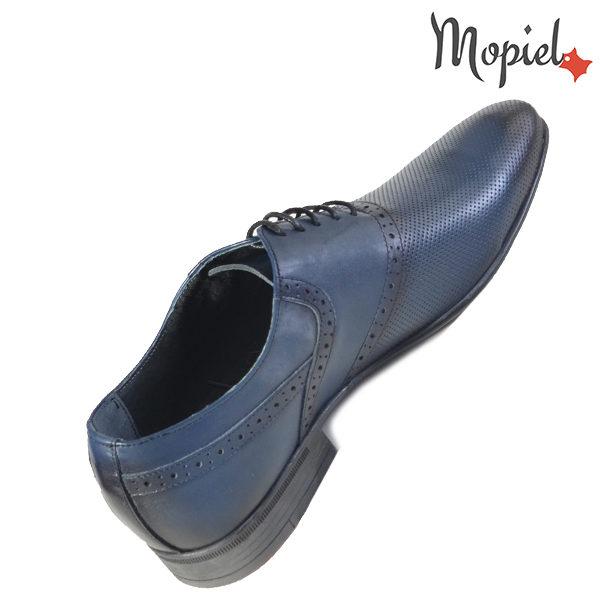 Pantofi barbati, din piele 141001 4084 Blue Alexe incaltaminte mopiel