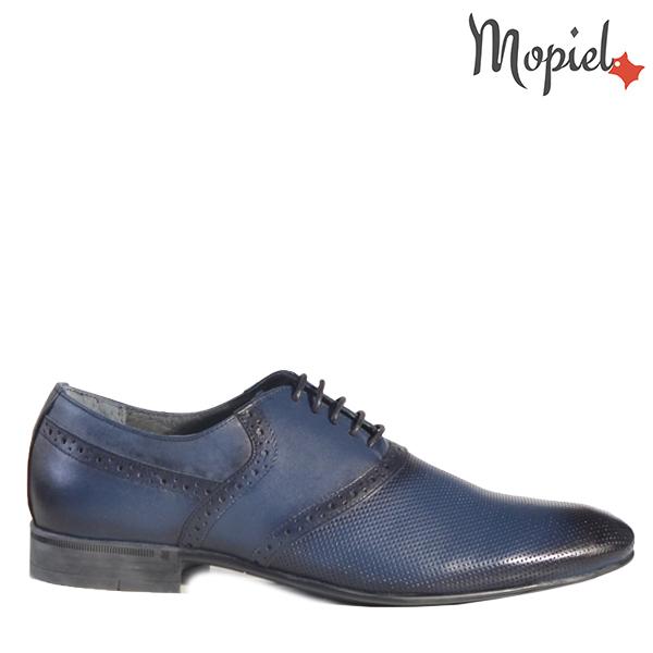 Pantofi barbati, din piele 141001 4084 Blue Alexe.jpg
