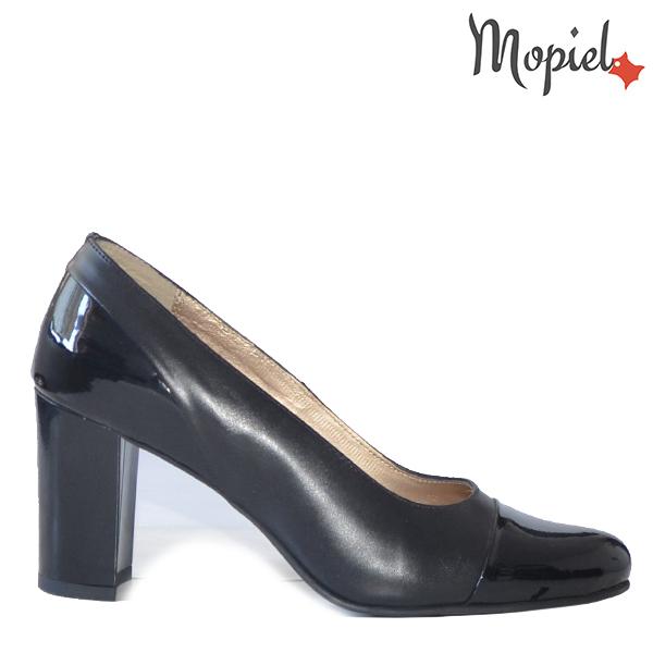 - Pantofi dama din piele naturala 240201 699 Negru Vanda - Inspiratia ta pentru un eveniment reusit!