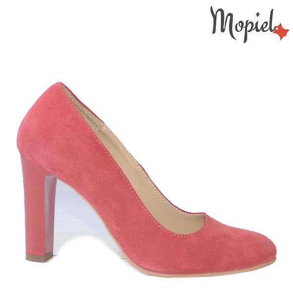 - Pantofi dama din piele naturala 24421 SP Rosu Corsica 600x600 - Pantofi eleganti la super pret!