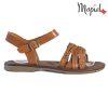 Sandale dama din piele naturala 251108 Maro Carina sandale dama - Sandale dama din piele naturala 251108 Maro Carina 100x100 - Sandale dama din piele naturala 251108/Galben/Carina