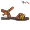 Sandale dama din piele naturala 251108 Maro-Multicolor Carina sandale dama - Sandale dama din piele naturala 251108 Maro Multicolor Carina 100x100 - Sandale dama din piele naturala 251108/Maro/Carina