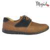 Pantofi barbati, din piele naturala 131102 Maro Alesis