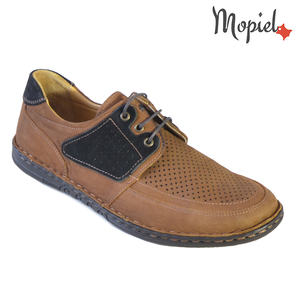 Pantofi barbati, din piele naturala 131102 Maro Alesis incaltaminte barbati