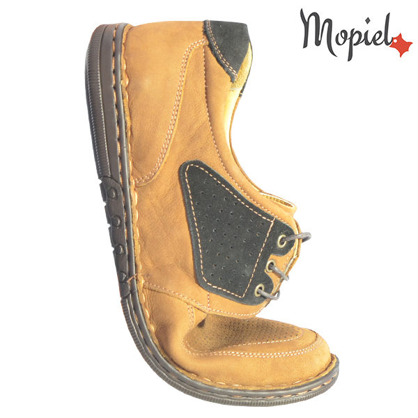 Pantofi barbati, din piele naturala 131102 Maro Alesis incaltaminte piele