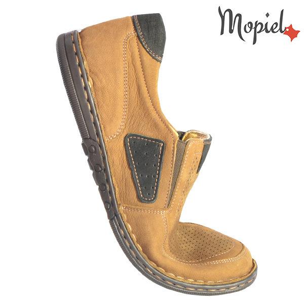 Pantofi barbati, din piele naturala 131103 Maro Alvin incaltaminte din piele