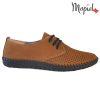 Pantofi barbati, din piele naturala 131106 Maro Agaton pantofi barbati - Pantofi barbati din piele naturala 131106 Maro Agaton 100x100 - Pantofi barbati, din piele naturala 131103/Bleumarin/Alvin
