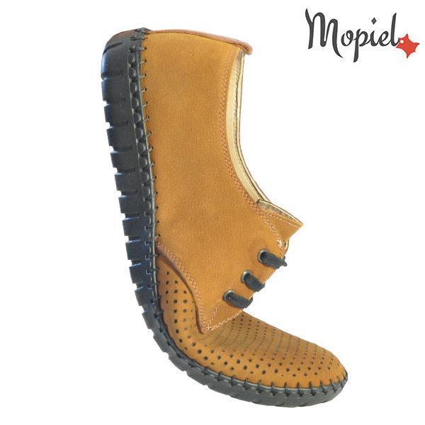 Pantofi barbati, din piele naturala 131106 Maro Agaton incaltaminte barbati