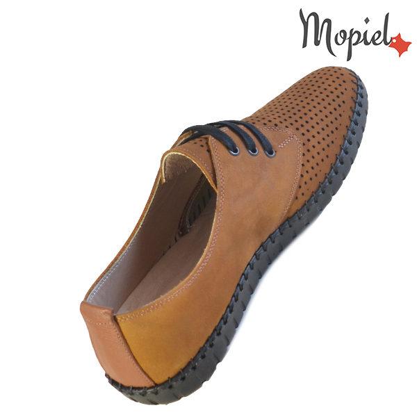Pantofi barbati, din piele naturala 131106 Maro Agaton incaltaminte piele