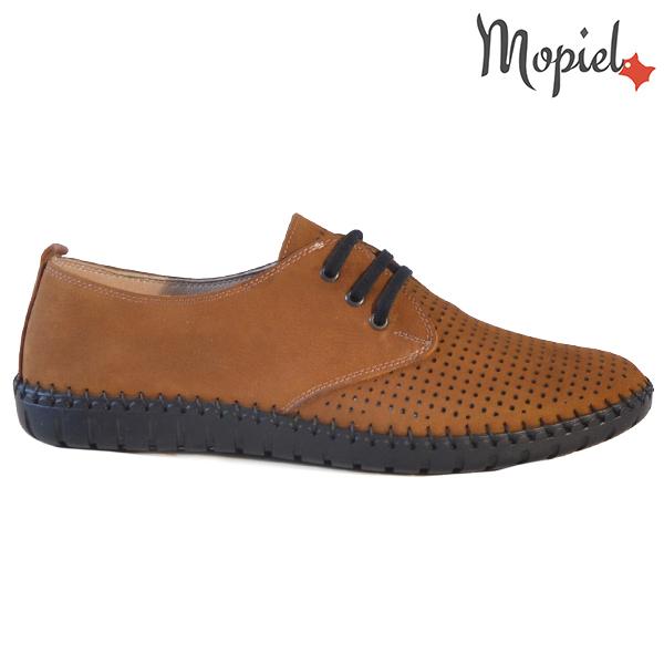 Pantofi barbati, din piele naturala 131106 Maro Agaton
