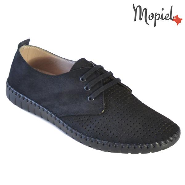 Pantofi barbati, din piele naturala 131106 Nergu Agaton incaltaminte barbati