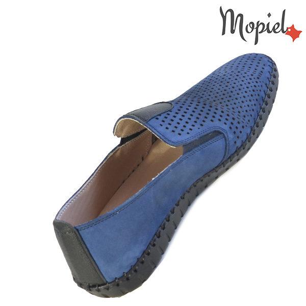 Pantofi barbati, din piele naturala 131108 Blue Alden incaltaminte fashion