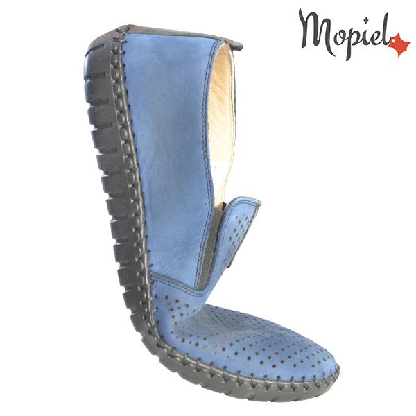 Pantofi barbati, din piele naturala 131108 Blue Alden reduceri incaltaminte