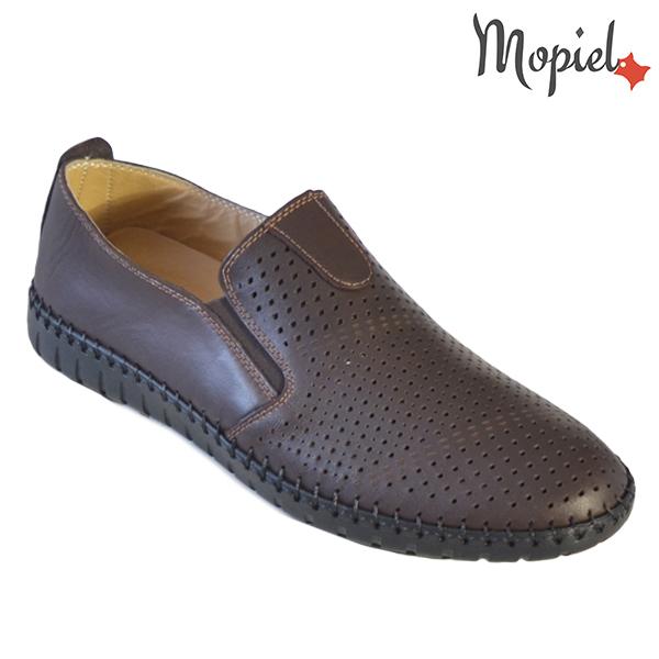Pantofi barbati, din piele naturala 131108 Maro Alden incaltaminte barbati