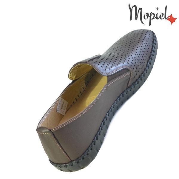Pantofi barbati, din piele naturala 131108 Maro Alden incaltaminte online