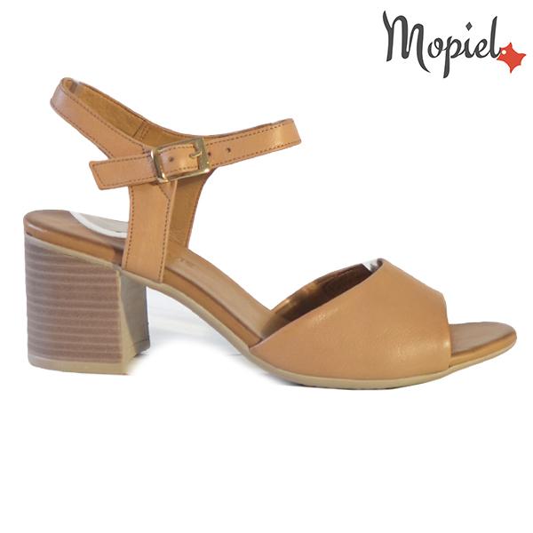 Sandale dama din piele naturala 251111 Maro Patricia