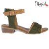 Sandale dama din piele naturala 251113 Verde Chira  - Sandale dama din piele naturala 251113 Verde Chira 100x100 - Papuci dama, din piele naturala 261104/Roz/Lucia