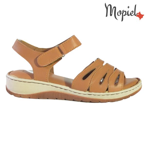 Sandale dama din piele naturala 251120 Maro Tania