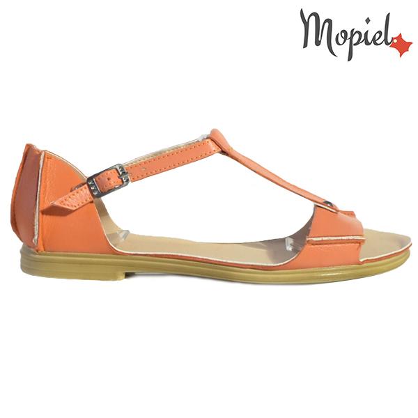 Sandale-dama-din-piele-naturala-25206PortocaliuSinem
